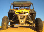 Can-Am Commander Long Travel Kit from SDR Motorsports