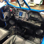 Custom SDR RZR Dash
