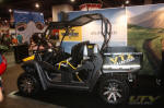 Cub Cadet Volunteer VTX concept vehicle
