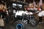 Marshall Motoart Project X 5.5 seat Polaris Ranger