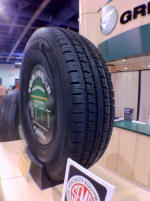 Greenbal Trailer Tire