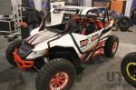 Arctic Cat Wildcat with Yamaha Nitro turbocharged engine