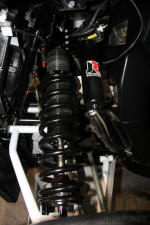RZR XP 900 with JRi iPhone adjustable shocks