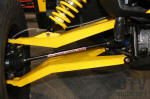 Can-Am Maverick MAX with HCR Racing long travel