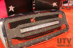 Rigid Industries Truck Grill with LED light