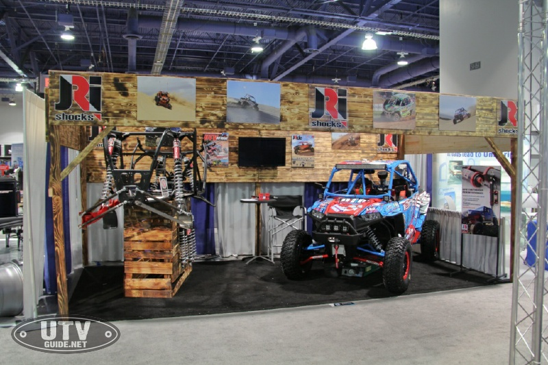 SEMA - Grounded4 and JRi Shocks