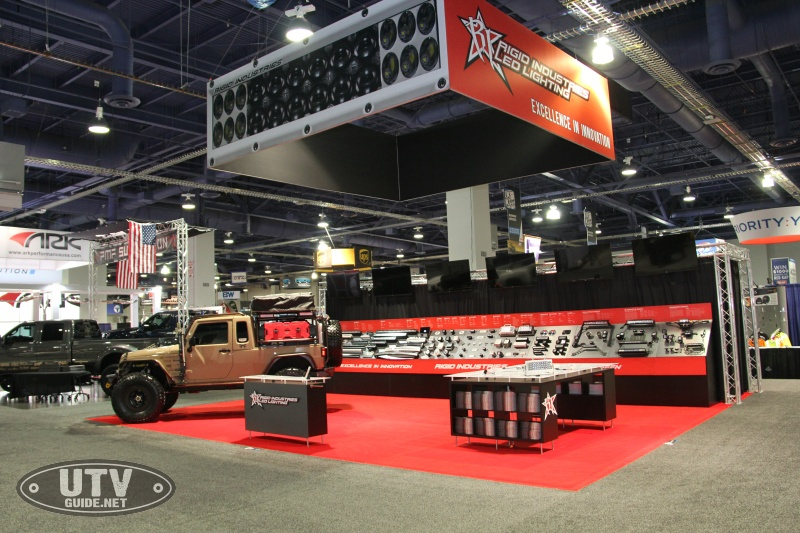 SEMA - Rigid Industries