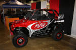 2009 Sand Sports Super Show - Jagged X Polaris RZR