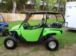 Long Travel Industries - Kawasaki Teryx