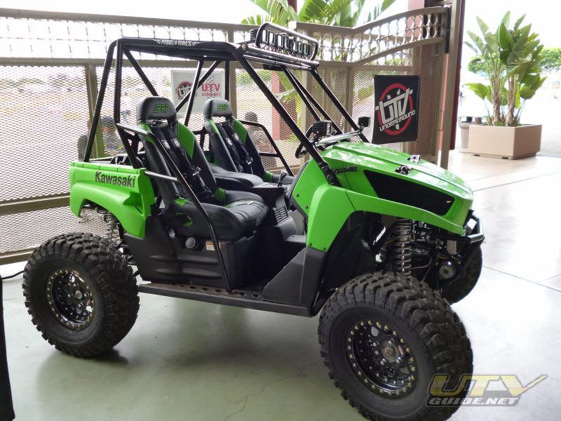2011 Kawasaki Teryx at the Sand Sports Super Show
