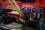 Wash 15 - Billet Whip Flag Mount