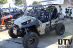 Kawasaki Teryx4 at the Sand Sports Super Show