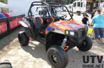 Polaris RZR XP with STU Razor Blaster Tires