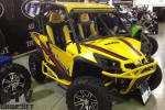Can-Am Commander in the ITP booth