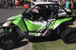 Arctic Cat Wildcat with MCX Turbo