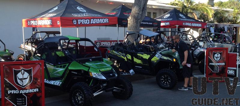 Pro Armor at the Sand Sports Super Show