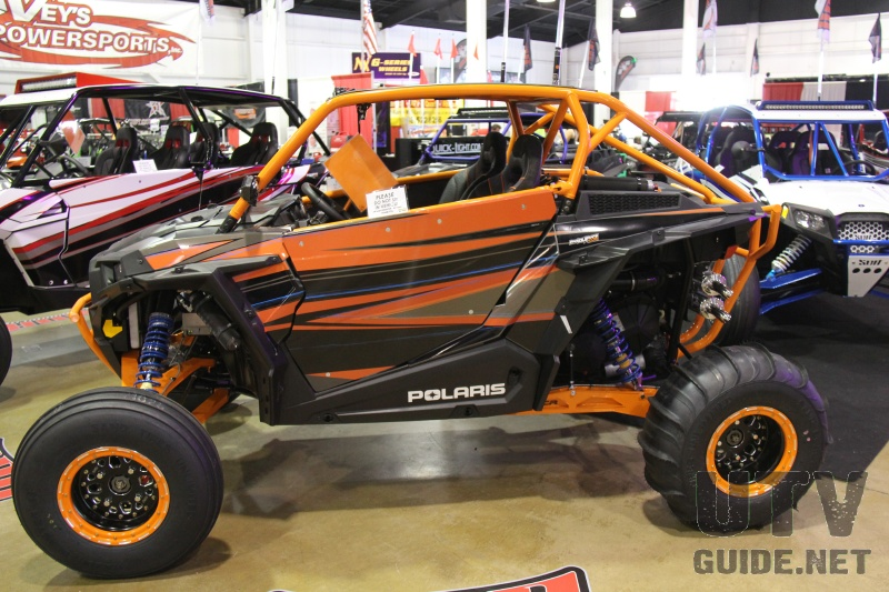 SDR Motorsports RZR XP 1000 Cage and Doors