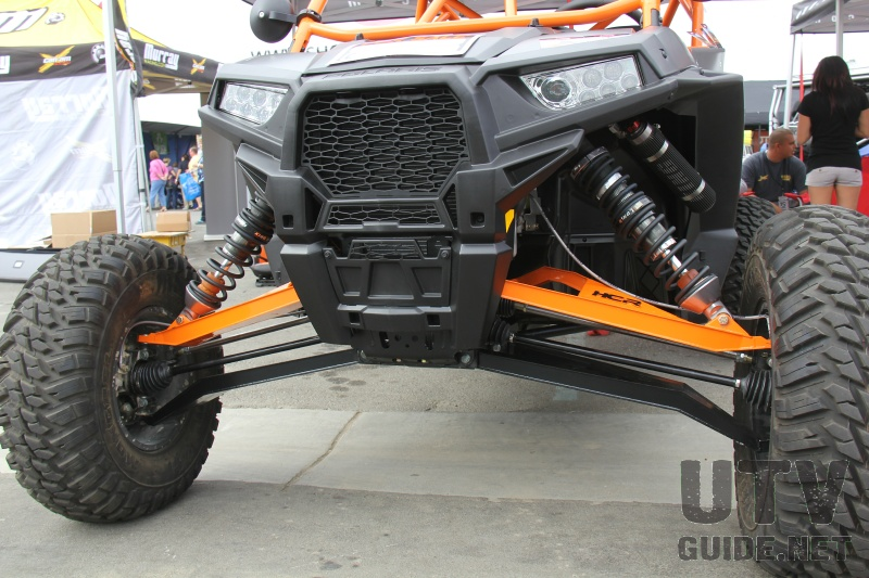 HCR Racing RZR XP 1000 Long Travel Suspension