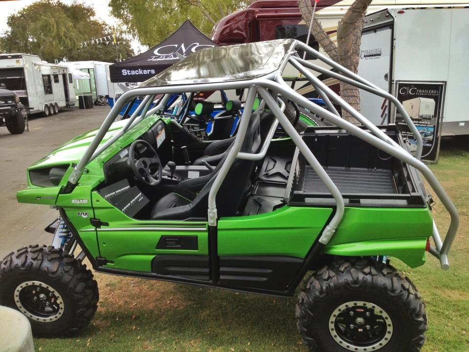2014 teryx exhaust
