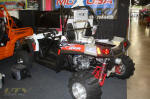 Sand Sports Super Show - Polaris RZR with turbo Apex