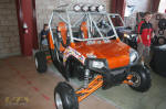 Sand Sports Super Show - Bent Motorsports Polaris RZR Long Travel
