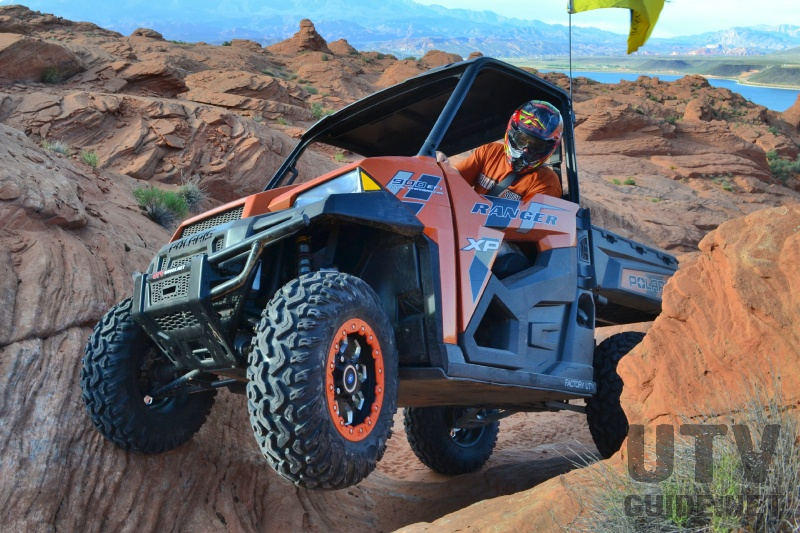 2014 Polaris RANGER XP 900 Deluxe