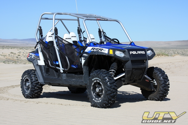 Polaris RZR 4 Robby Gordon Edition