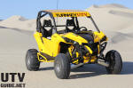 Can-Am Maverick 1000R at Sand Mountain