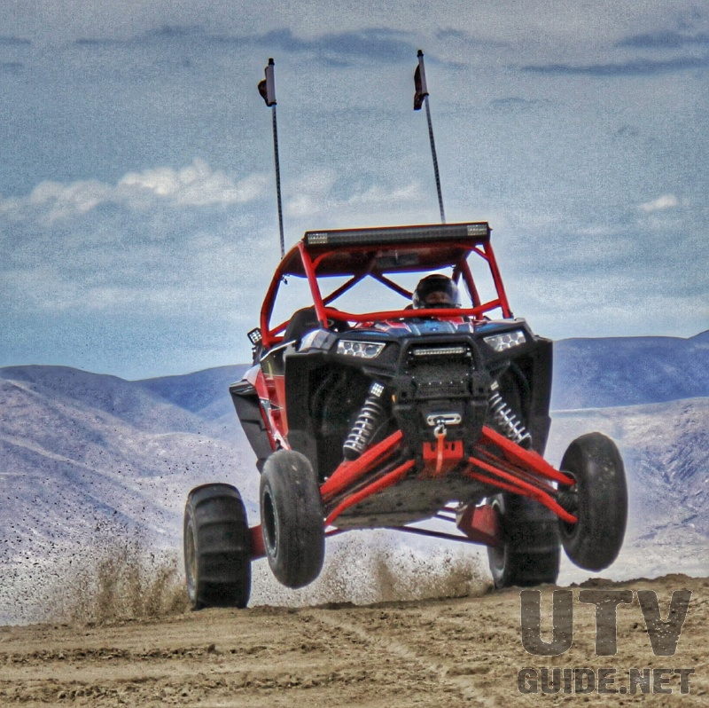 Long Travel Polaris RZR XP 1000