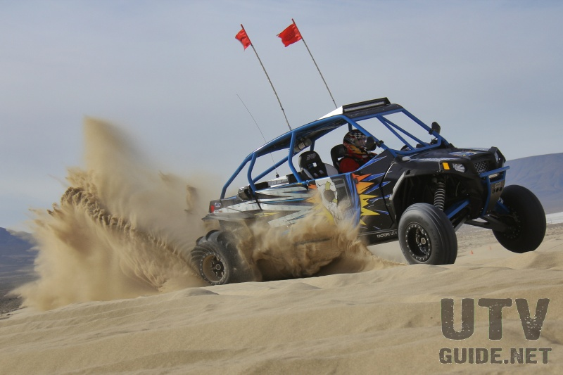 Turbo Polaris RZR XP 900