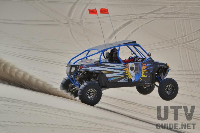 Turbo Rzrs Take On Sand Mountain Utv Guide