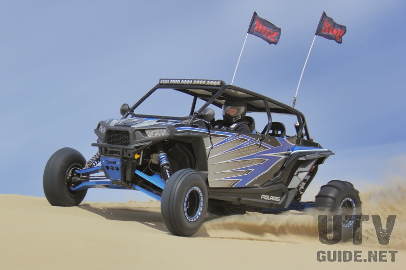 Turbo Polaris RZR XP 1000