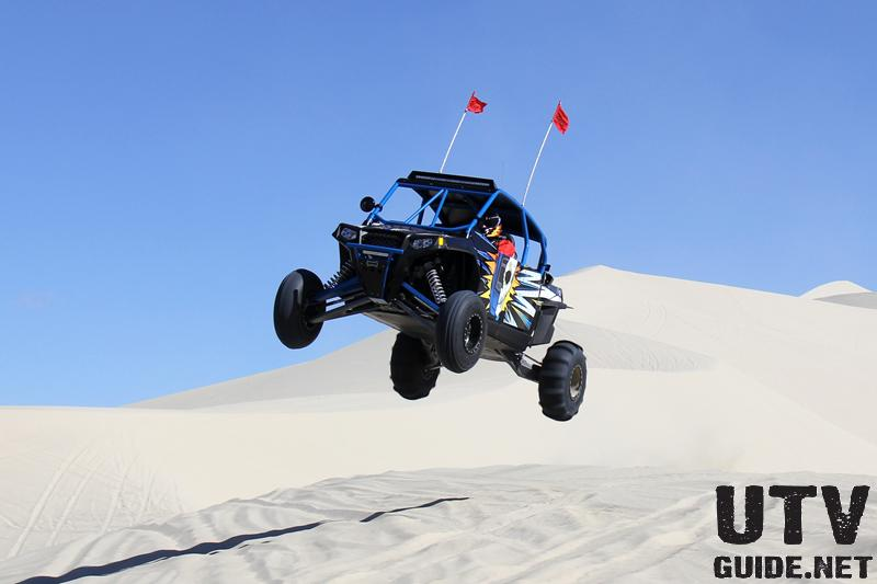 Turbo Polaris RZR XP Jagged X