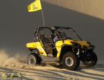 Can-Am Commander 1000 XT at Sand Mountain