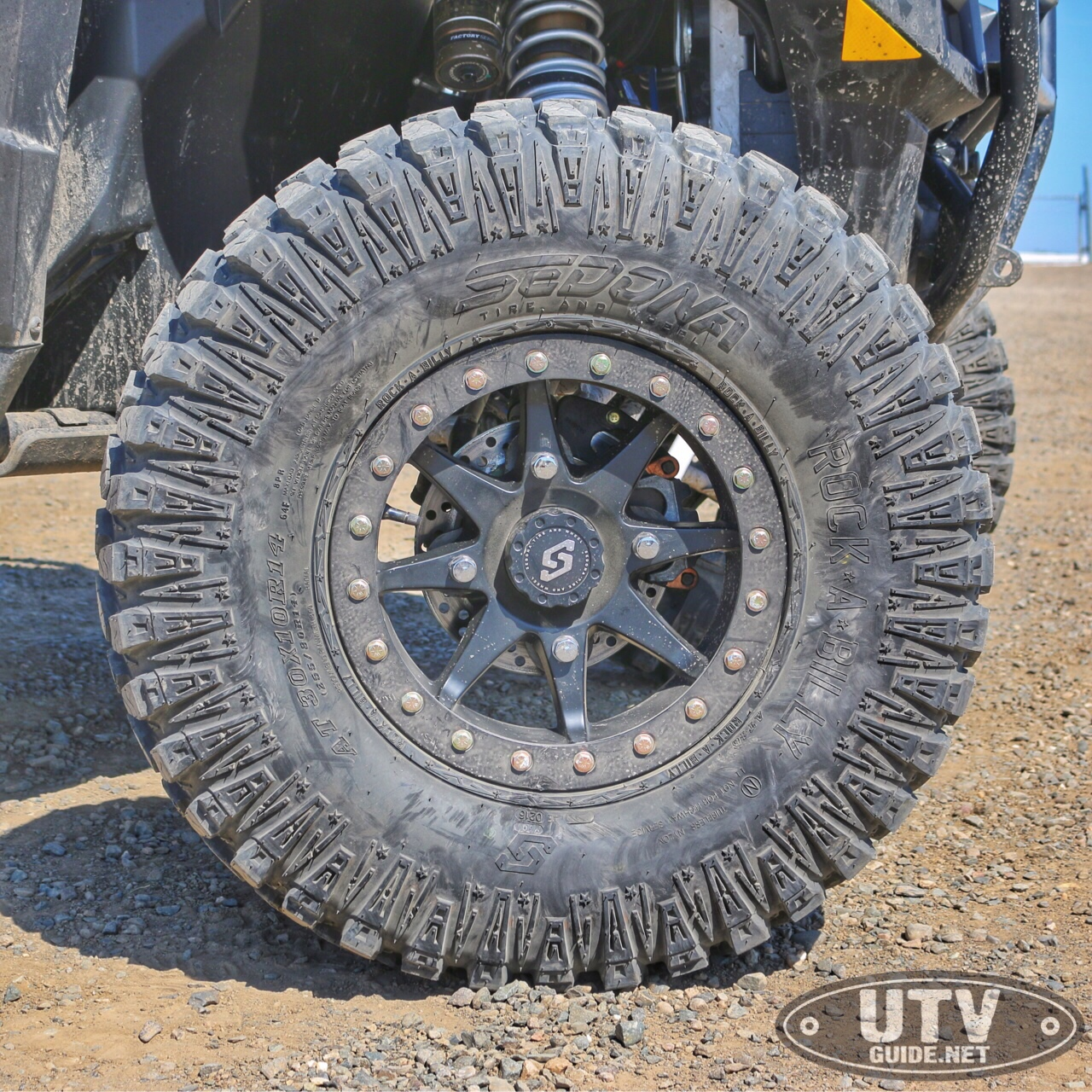 Tire Rating Guide >> 30-inch Tire Shootout 2016 - UTV Guide