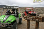 NFD 463 - Turnoff to Mickey Canyon -  Polaris RZR and Kawasaki Teryx