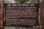 Pine Grove Nevada - Gold Mining Ghost Town