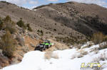 Polaris RZR S and Kawasaki Teryx in the Pine Nut Mountains