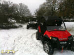 2008 Polaris RZR and 2010 Polaris RZR S