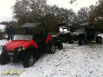 2008 Polaris RZR, 2009 Polaris RZR S and 2010 Polaris RZR S
