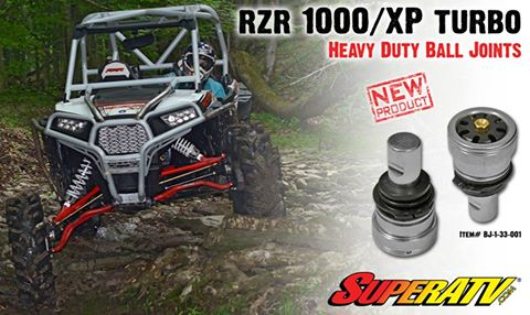 SuperATV HD Ball Joints