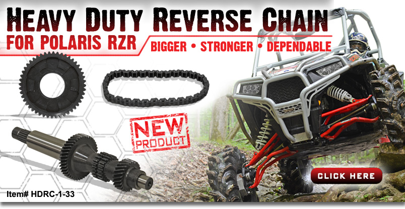 SuperATV HD Reverse Chain