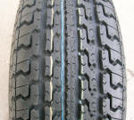 ST205/75R15 6 Ply Super Trail Trailer Tire 205/75R15