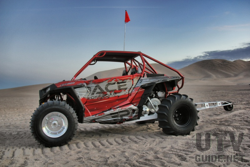 PACE Off Road Z1 Turbo RZR