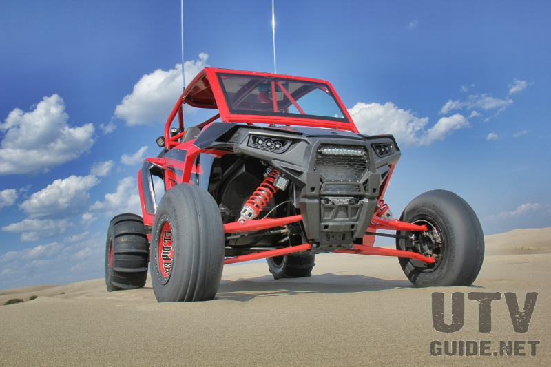 ZX-14R Powered RZR XP 1000