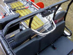 Stokes Basket in Polaris Ranger Bed