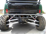 SDR Motorsports - Kawasaki Teryx Rear Bumper and Long Travel
