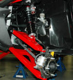 Kawasaki Teryx Long travel - CST Performance Suspension
