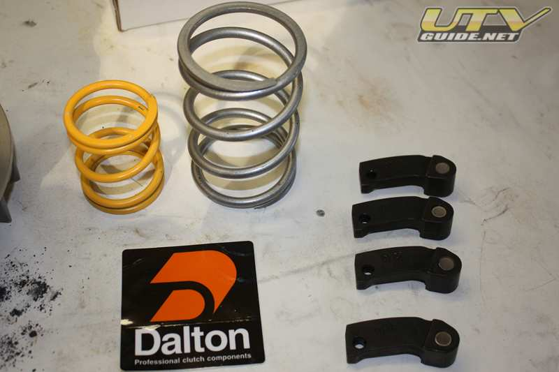 Dalton Industries - Teryx Clutch Kit
