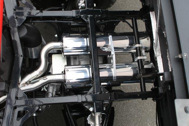 Kawasaki Teryx - Muzzys Exhaust - UTV Guide